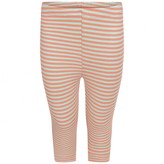 Oilily OililyOrange & Aqua Striped Leggings