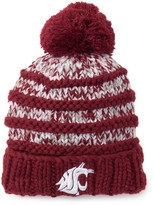 New Era Cap Washington State University Knit Pompom Beanie