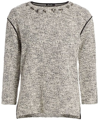 Nic+Zoe, Petites Petite Jewel Dustered Sweater