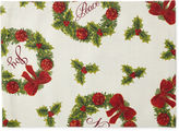 ARLEE Arlee Holiday Wreath 4-pc. Placemat
