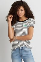 American Eagle Outfitters AE Soft & Sexy Patch T-Shirt