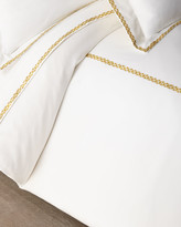 Roberto Cavalli New Gold Queen Duvet Cover