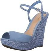 Aldo Women's Shizuko Wedge with Ankle Strap