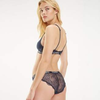 Tommy Hilfiger Floral Lace Briefs