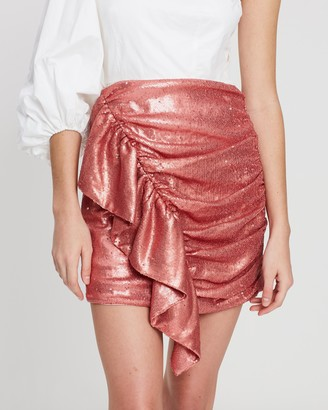 C/Meo As It Goes Skirt