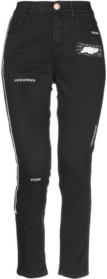 Alysi Denim pants - Item 42712374TJ
