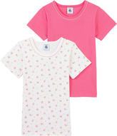 Petit Bateau Pack of two T-shirts