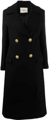 Mulberry Bethan double-breasted coat
