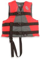 Coleman Stearns® Child's Watersport Classic Nylon Life Vest in Red/Grey