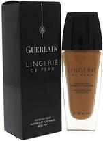 Guerlain #25 Dore Fonce Lingerie de Peau SPF 20 Liquid Foundation