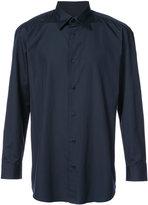 Issey Miyake classic shirt - men - Cotton - 3