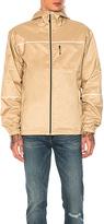 Stussy 3M Ripstop Jacket in Tan