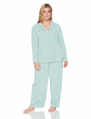 Karen Neuburger Women's Long Sleeve Pajamas Set Pj