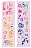 My Little Pony Sticker Strips 8 Count