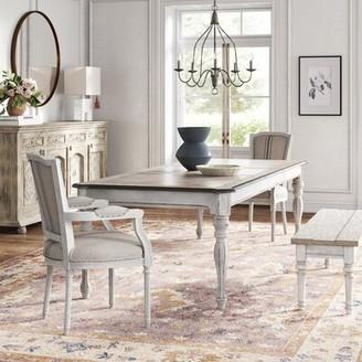 Kelly Clarkson Home La Verne Drop Leaf Dining Table Shopstyle