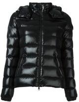 Moncler Women's Black Polyamide Down Jacket.