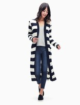 Splendid Cliffside Rugby Stripe Duster