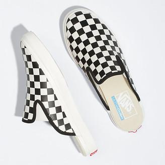 Vans Leather Checkerboard Mule SF