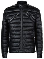 Just Cavalli Padded Bomber Jacket