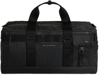 WANT Les Essentiels Zip-Up Duffle Bag