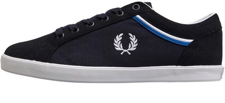 fred perry canvas shoes sale