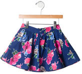 Kate Spade Girls' Floral Skirt w/ Tags