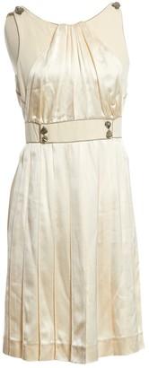 Zac Posen Ecru Silk Dresses