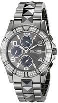 Jivago Women's JV0422 Prexy Analog Display Swiss Quartz Silver Watch