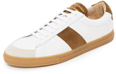 Zespà ZSP RC Suede Leather Sneakers