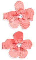 Plh Bows & Laces Flower Clips