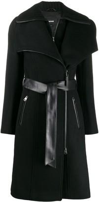 Mackage Norikr belted coat