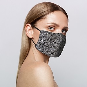 Slip Reusable Silk Face Covering