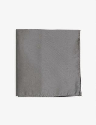 Emporio Armani Pure silk pocket square