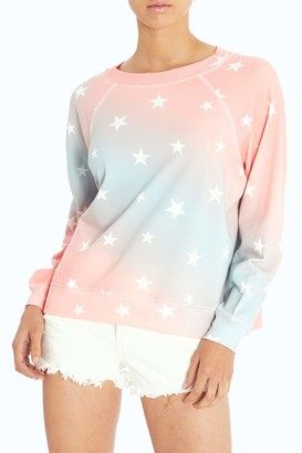 Wildfox Couture Women's Star Spangled Sommers Sweatshirt