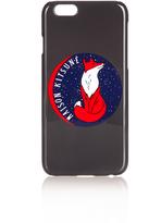 MAISON KITSUNÉ Fox Moon-print iPhone® 6 case