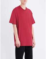 Julius Oversized cotton T-shirt