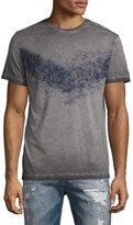 Diesel T-Diego-HL Chevron T-Shirt