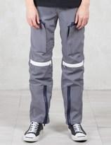 Undercover Cargo Pants With Zip Details