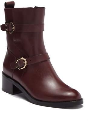 Cole Haan Leela Grand Leather Moto Boot