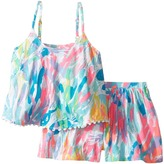 Lilly Pulitzer Mini Franni Set Girl's Active Sets