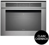 Whirlpool Fusion AMW850IXL Built-In Microwave - Stainless Steel
