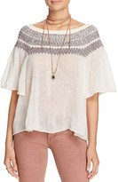 Free People Lock Lomand Sweater