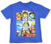 Lego Nexo Knights Good Vs. Evil Boys Shirt 4-16 (L)