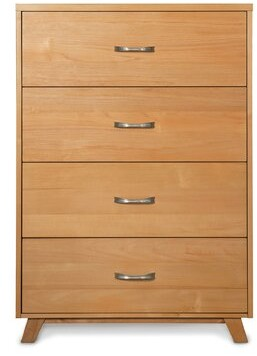 Child Craft 4 Drawer Chest Color: Natural