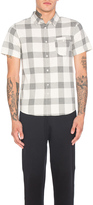 NATIVE YOUTH Herringbone Check Shirt