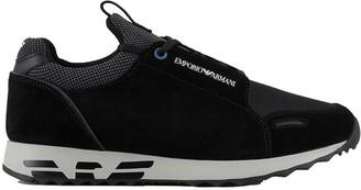 Emporio Armani Sneakers Nero Uomo