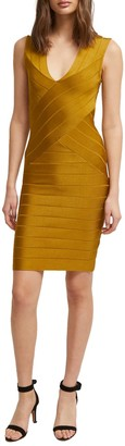 French Connection Zasha Spotlight Bandage Dress