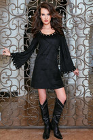Union of Angels Farren Faux Suede Dress 3521781893