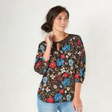 Disney Disney's Snow White A Collection by LC Lauren Conrad Lace Collar Top - Women's