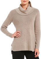 low cowl neck sweater - ShopStyle